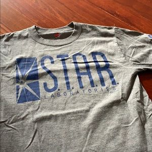 STAR Labs shirt